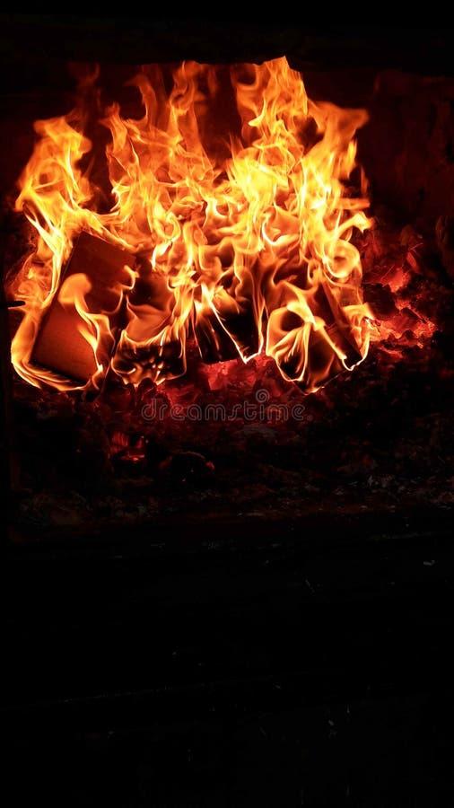 Feuer zdjęcia royalty free