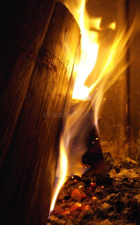 Feuer stockbild