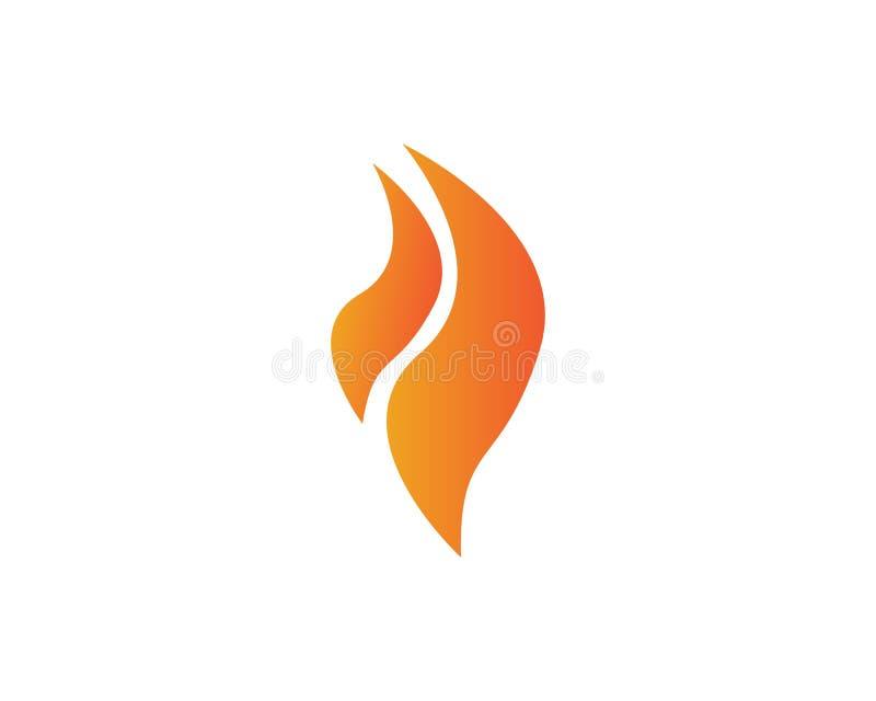 Feuer vektor abbildung