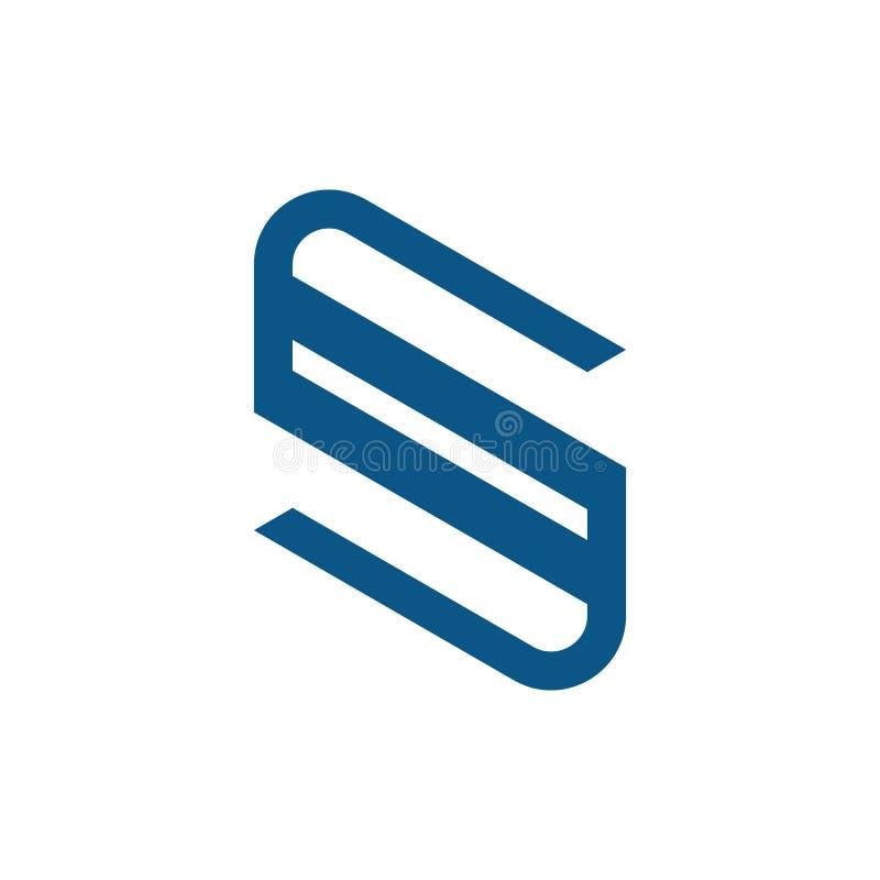 Feuer-Flammen-Logodesign stockfoto
