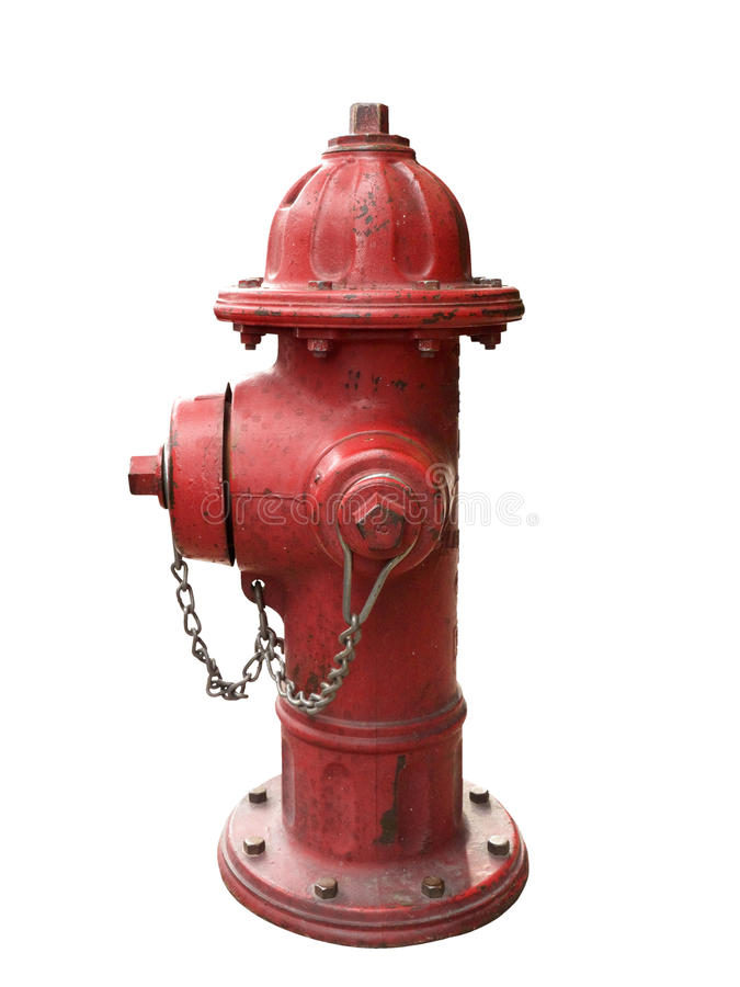 Feuer-Hydrant stockfotografie