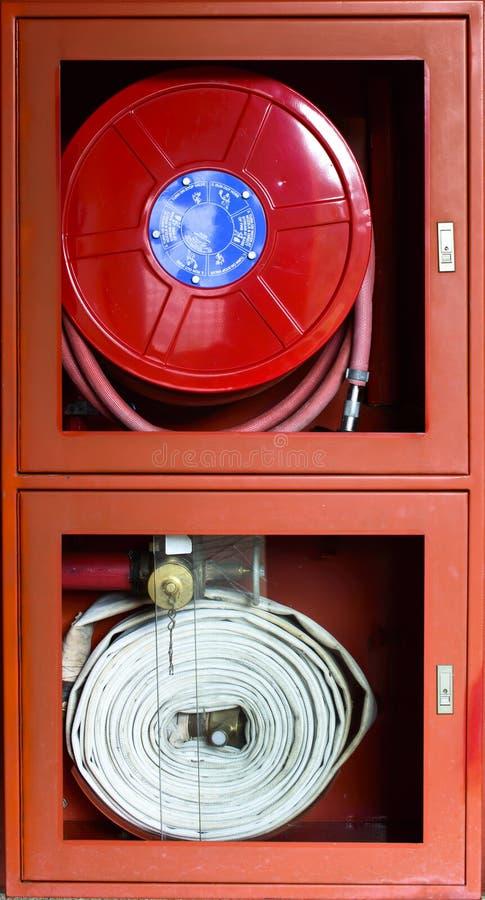 Feuer löschen Ausrüstung aus lizenzfreies stockfoto