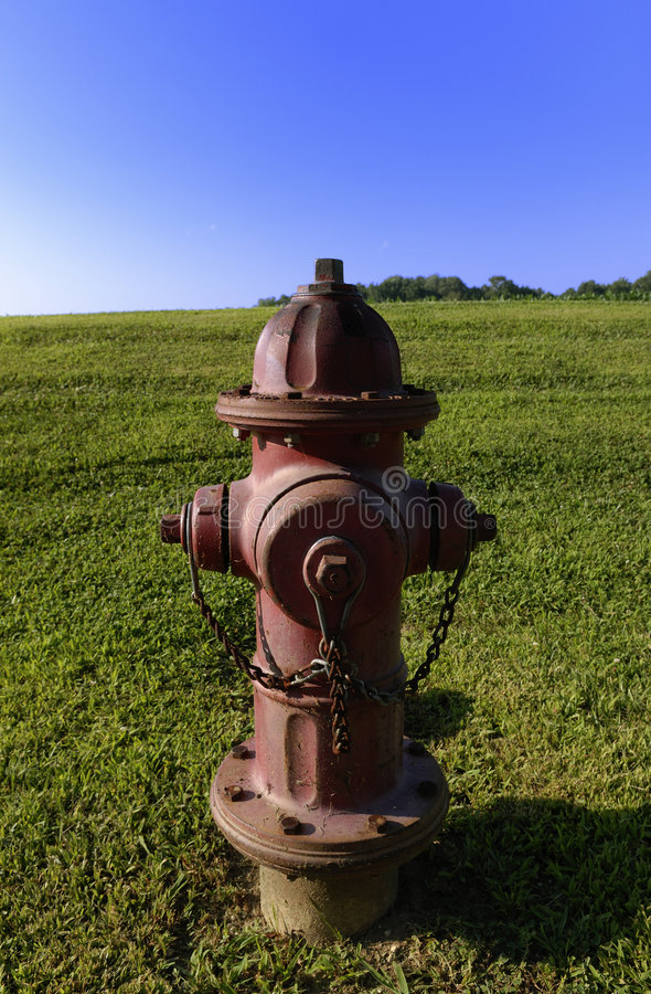 Feuerhydrant 1 lizenzfreie stockfotos