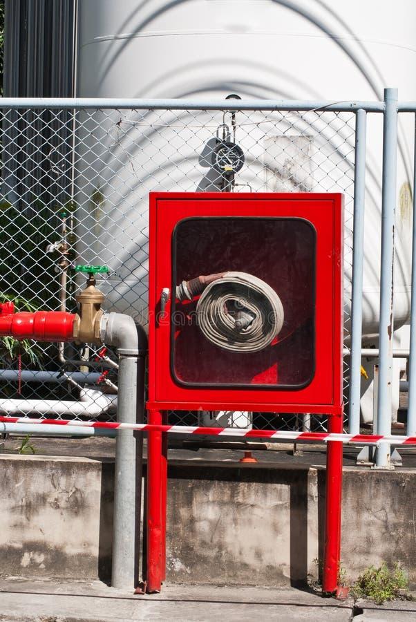 Feuerkabinett lizenzfreies stockfoto