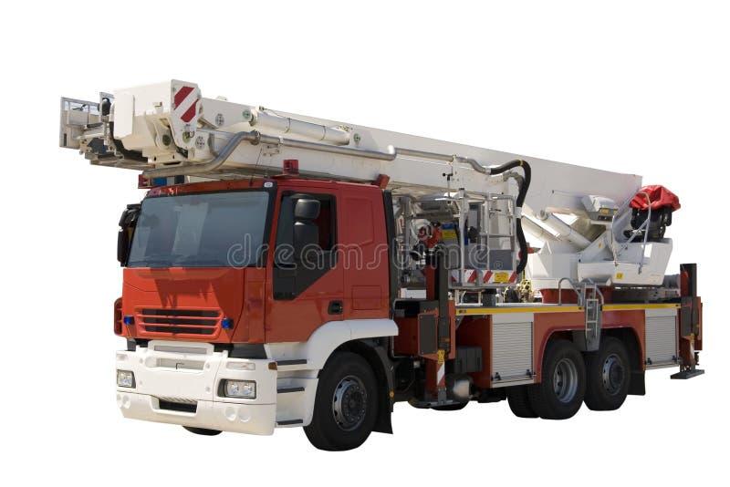 Feuerwehrmannauto lizenzfreies stockfoto