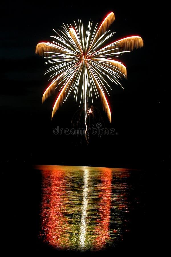 Feuerwerke 1 lizenzfreies stockfoto
