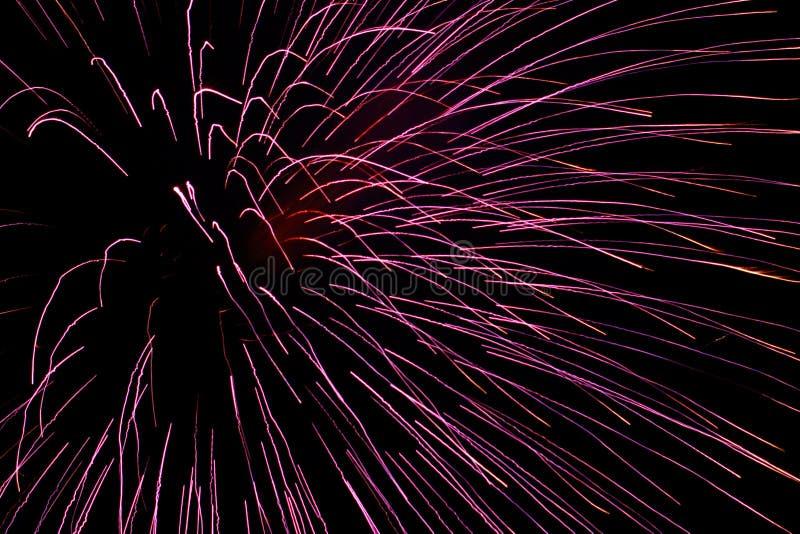 Feuerwerke 9 lizenzfreie stockfotografie