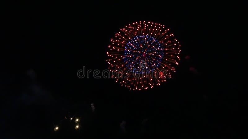 Feuerwerke V lizenzfreie stockfotos