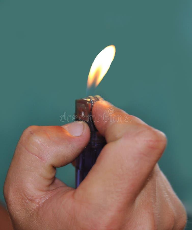 Feuerzeug lizenzfreies stockbild
