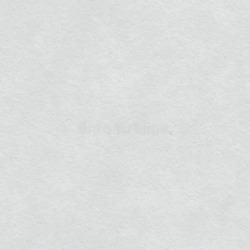 Feuille énorme de papier sans joint blanc illustration libre de droits
