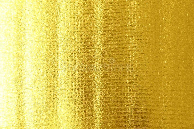 Feuille d'or pour le fond photographie stock