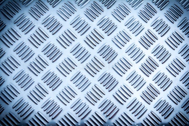 Feuille de métal couverte de lignes fond images libres de droits