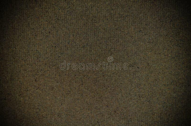 Feuille de papier brun photo stock