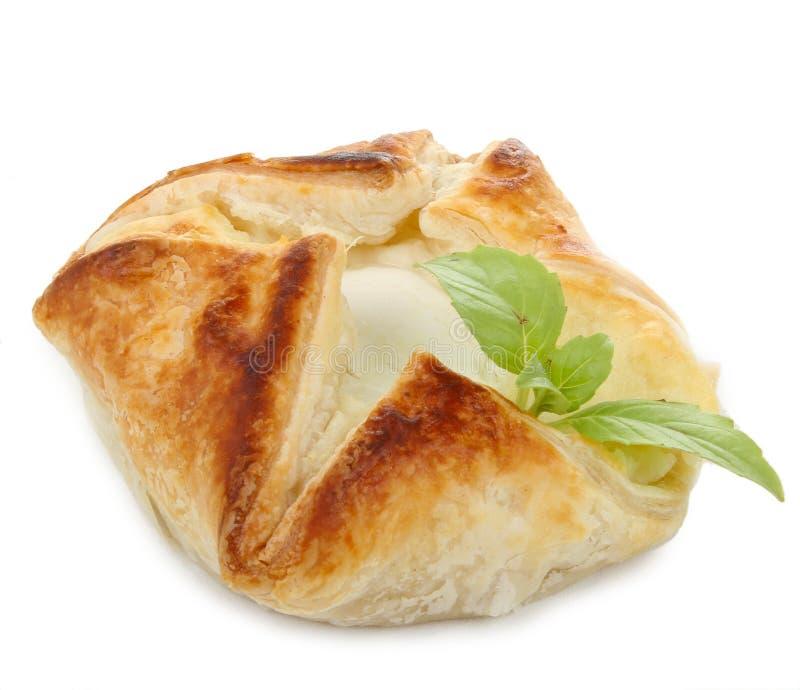 Feuilleté de fromage images libres de droits