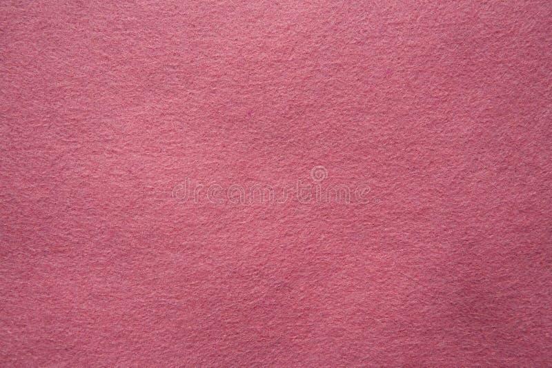 feutre rosa photographie stock
