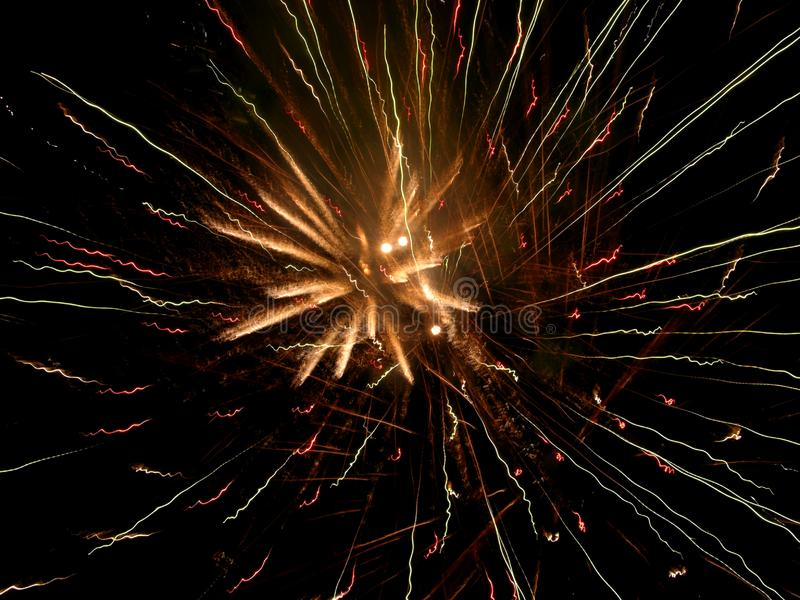 Feux D'artifice Photographie Gratuite
