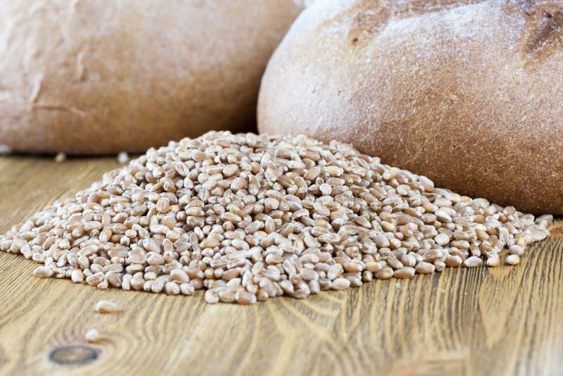 Few bochenki chleb obrazy royalty free