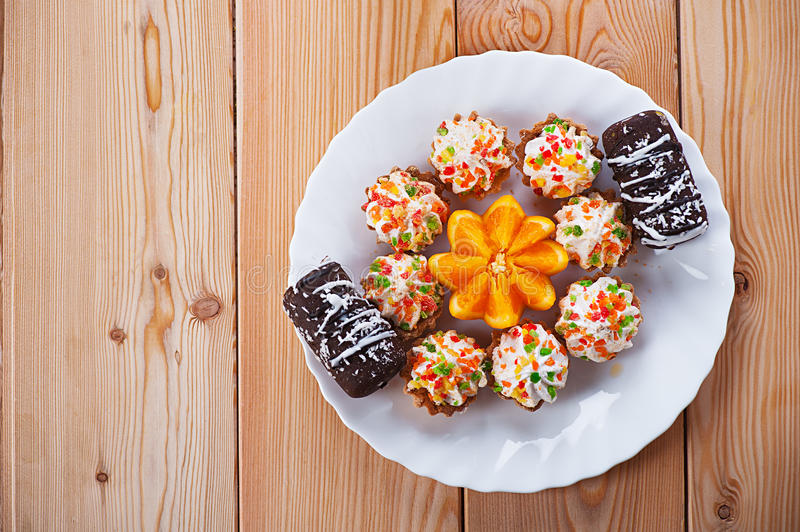Download Few Cakes Royalty Free Stock Photos - Image: 22823678