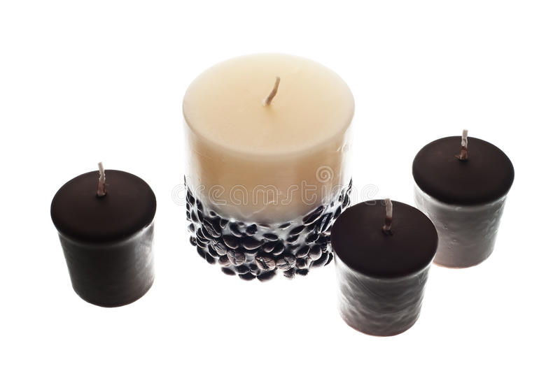 A few scented candles