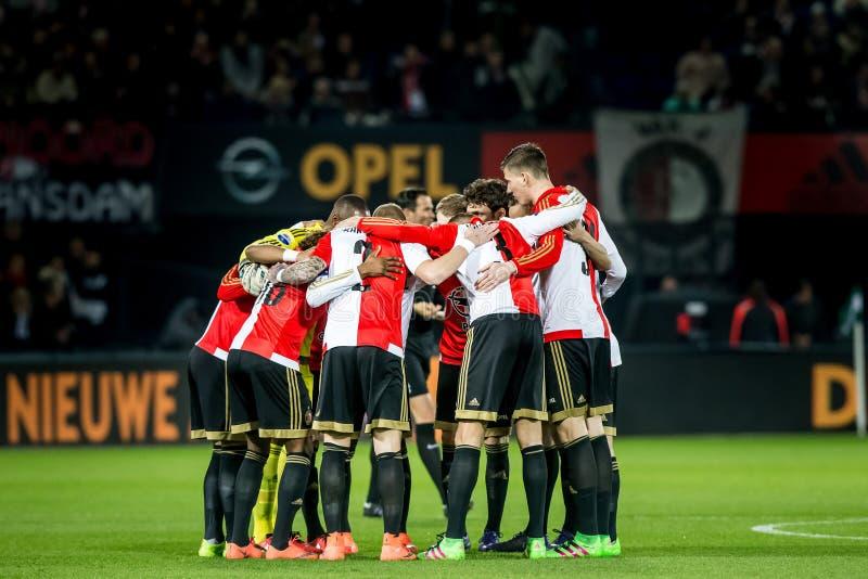 Feyenoord młyn fotografia royalty free