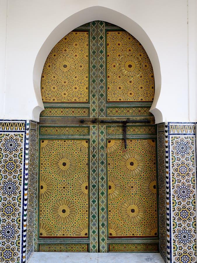 Fez em Marrocos, África fotos de stock royalty free