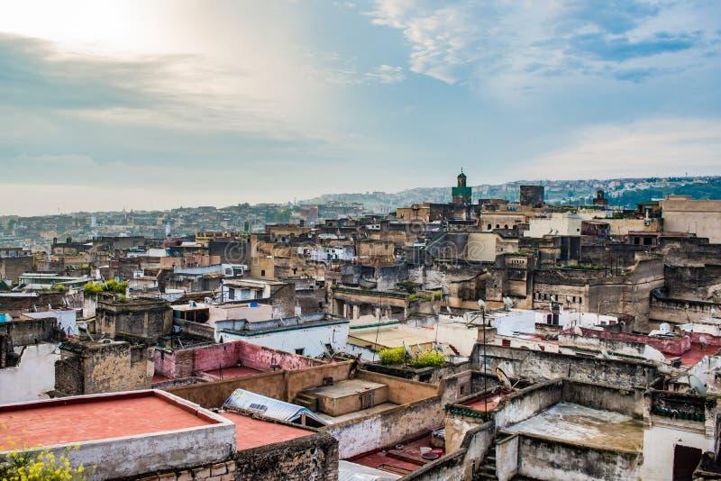 Fez, Marocco foto de stock royalty free