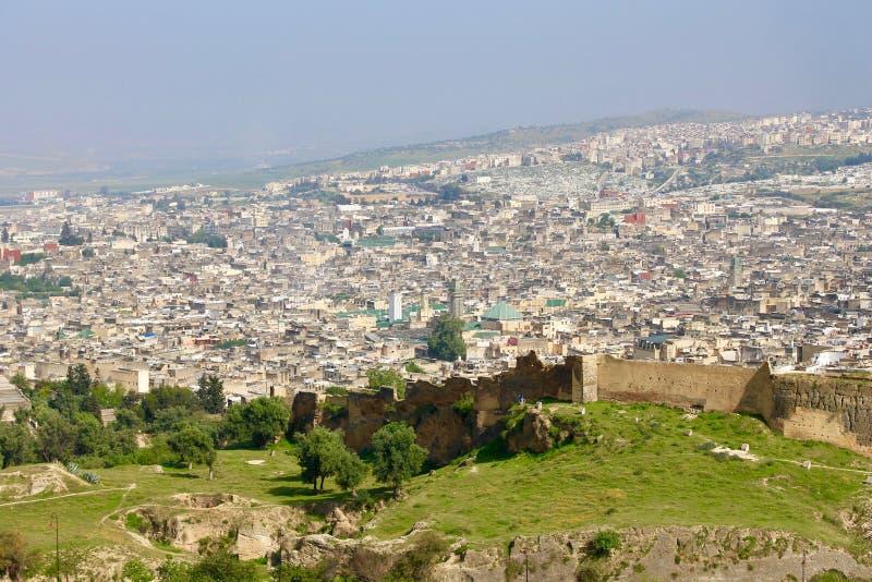 Fez, Marrocos fotos de stock royalty free