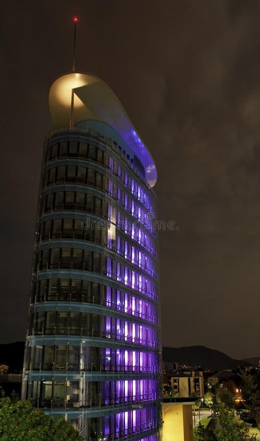 FH Heidelberg Tower stock image