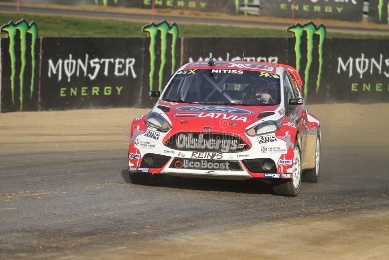 Download FIA World Rallycross Championship Imagen de archivo editorial - Imagen de extremo, motor: 64209699