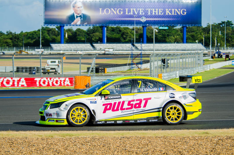 Fia World Touring Car Championship 2015 Redaktionell