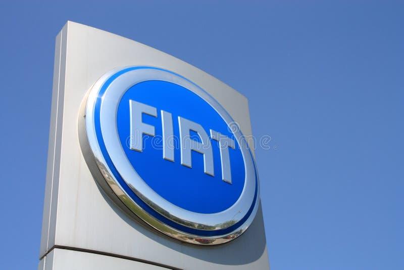 Fiat royalty free stock photos