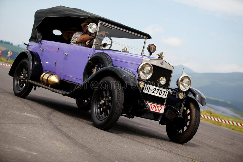Fiat 503 royalty free stock image