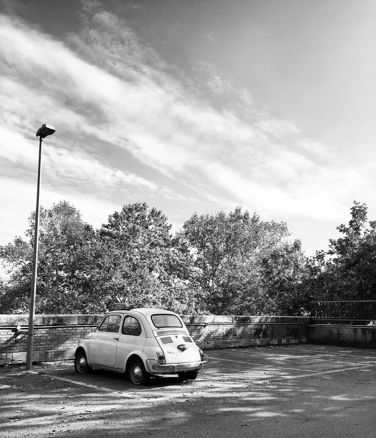 Fiat 500 photos stock