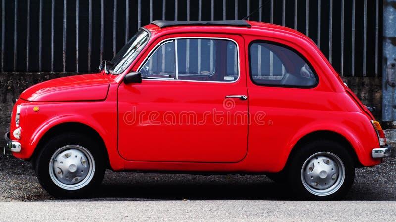 Fiat 500l L stock photo