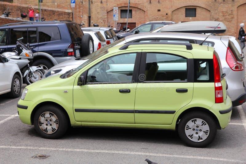 Fiat Panda immagine stock libera da diritti
