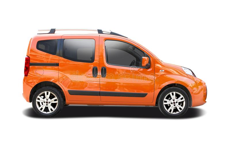 Fiat Qubo stock image. Image of view, isolated, fiat - 51595363
