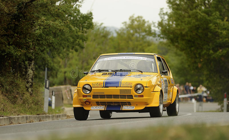 Download Fiat Ritmo Abarth editorial photography. Image of classico - 26936962