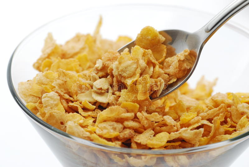 Fiber cereal royalty free stock image