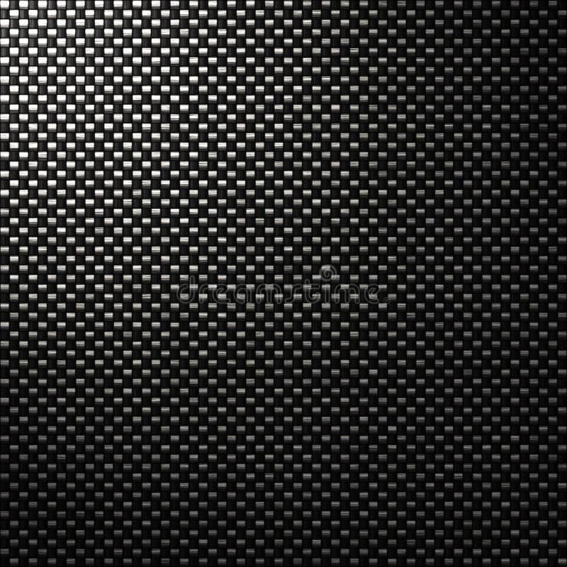 fiber för bakgrundskolfiber stock illustrationer