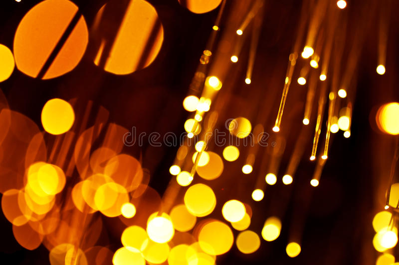 Fiber optic abstract background royalty free stock photos