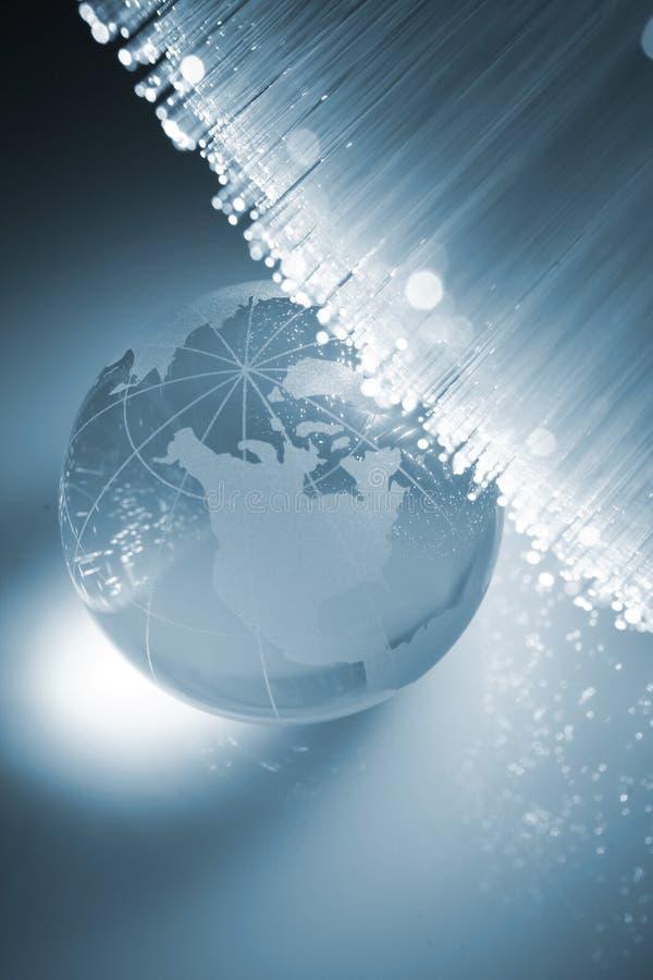 Fiber optical stock photography