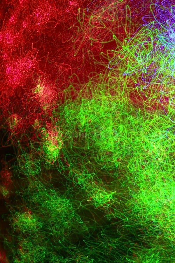 Light conductors royalty free stock photo