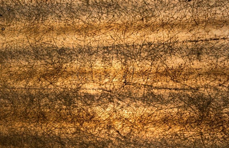 Fiberglass Dachowa tekstura obraz stock
