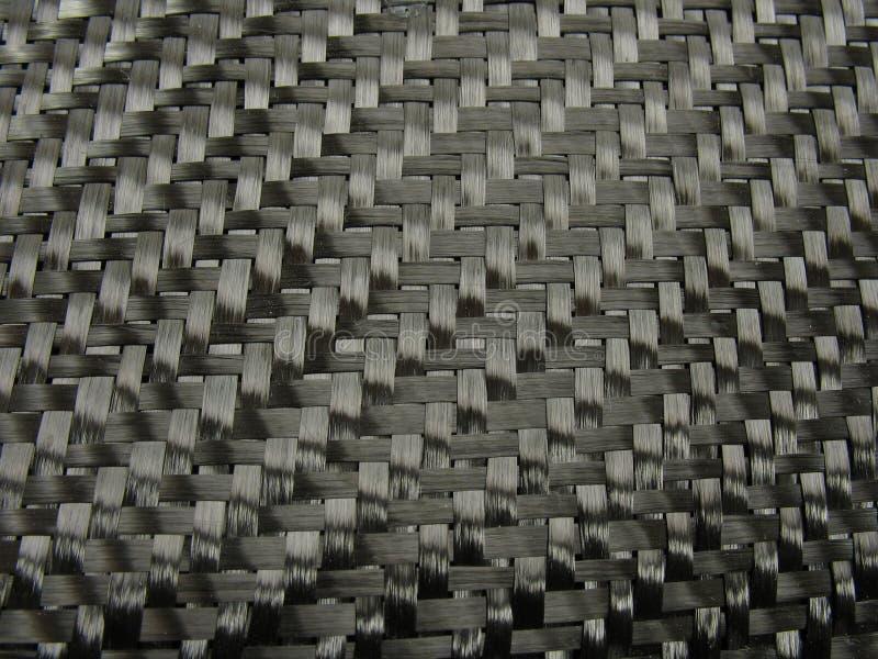 Fibra del carbón fotografía de archivo libre de regalías