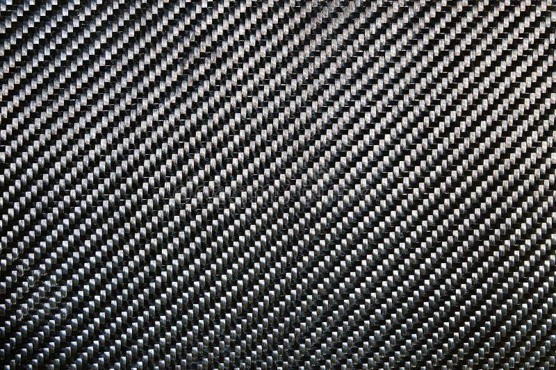 Fibra del carbonio del Kevlar fotografie stock libere da diritti