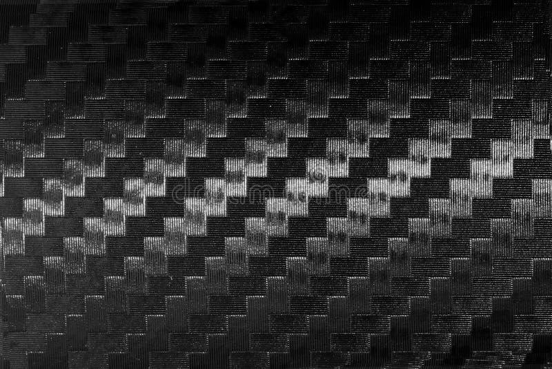 Fibra do carbono textured imagens de stock royalty free