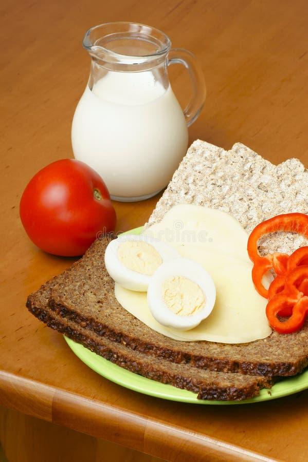 Fibra na dieta. imagens de stock