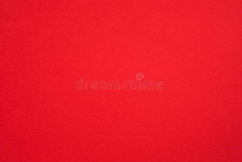 Fibras sentidas vermelhas carmesins do fundo da arte da textura imagem de stock royalty free