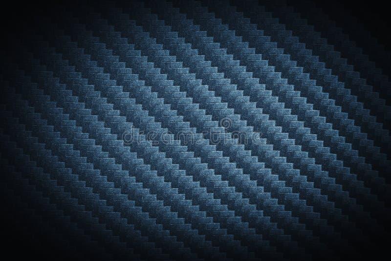 Fibre de carbone illustration de vecteur