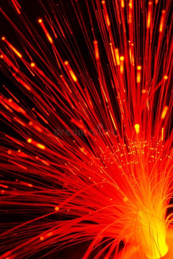 Fibre optique images libres de droits